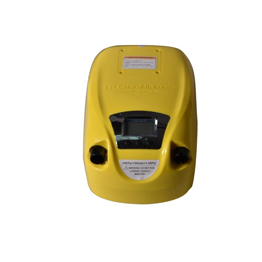 GP-80  500L/min electric pump for inflatable 12V Electric pneumatic pump Pneumatic tube diameter 20MM Maximum pressure 80KPa parsun gp 80 electric pump for inflatable boat
