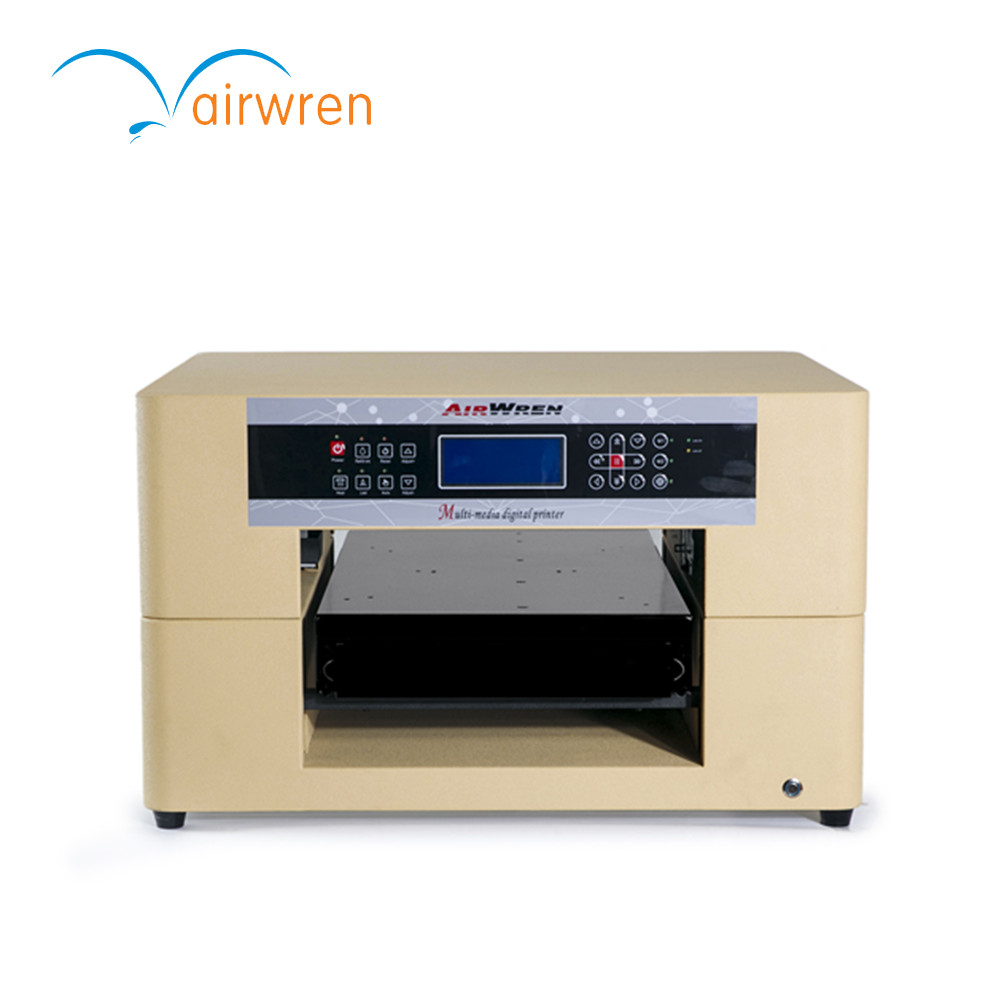 Factory Price UV Flatbed Printer With DX5 Print Head Inkjet Phone Case Printing Machine