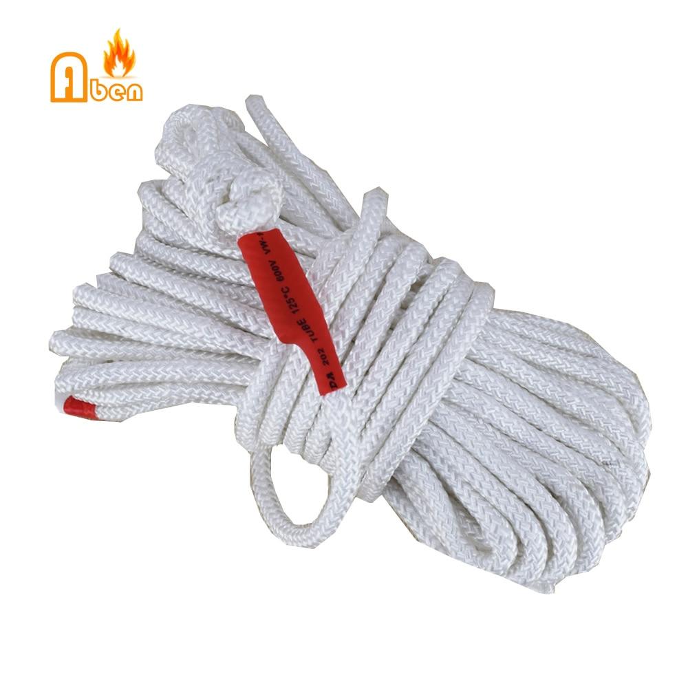 20 M Schwer Entflammbar Feuer Sicherheit Feuerleiter Seile Vornehm Freies Verschiffen 8mm Sicherheit & Schutz Arbeitsplatz Sicherheit Liefert