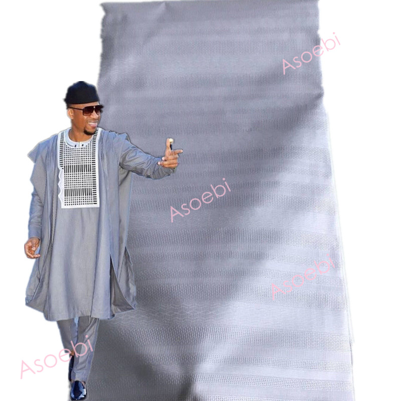 Best Selling Atiku Material Men Fabric African Sky Blue Color Nice Quality Polish Lace 5 Yards Per Piece Mix Designs 30Best Selling Atiku Material Men Fabric African Sky Blue Color Nice Quality Polish Lace 5 Yards Per Piece Mix Designs 30
