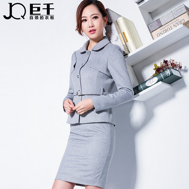 2016 office uniform designs women high end spring autumn for Office uniform design 2016