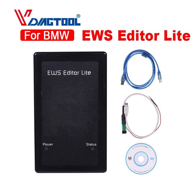 Nouveauté Pour BMW EWS Editor 3.2.0 Professionnel Programmeur Clé Automatique série E46 Série 5 E39 7 Série E38 X3 E83 X5 E53 Z4 E85