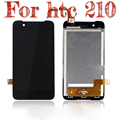Para htc desire210 d210 telefone brand new lcd touch screen assembléia dentro e fora da tela