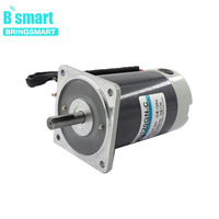 5D200GN CC DC 12 Volt Geared Motors 1800rpm 200W 24V DC Permanent Magnet 3000rpm High Speed Motor High Torque Adjustable Speed