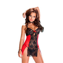 Porn Babydoll Sexy Large Plus Size Lingerie Women Hot See Through Mesh  Transparent Lingerie Sexy Costumes 88b616403