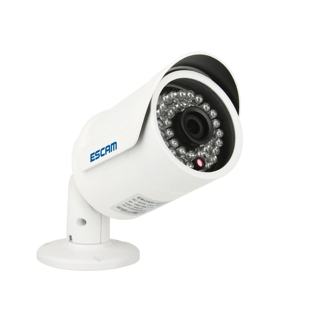 Escam Fighter QD320 Mini IP Camera 1.0 MP HD 720P Onvif P2P IR Outdoor Surveillance Night Vision Infrared Security CCTV Camera