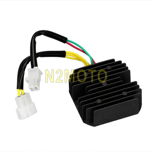 motorcycle parts 5 wires regulator rectifier for CB250N, CB400N ...