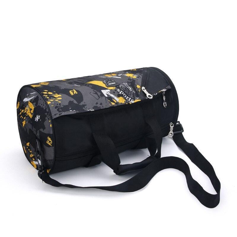 9eb65eab152a Sports Gym Bag Women Men Fitness Bags Yoga Waterproof Nylon Sport Bag  Travel Training Shoulder Luggage ...