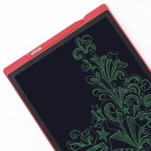 Image 4 - Youpin Wicue LCD yazma tableti el yazısı kurulu tek renkli elektronik çizim hayal grafik pedi çocuk ofis