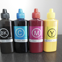 Einkshop 4 Color+100ml/Bottle For Canon Universal Pigment Ink Printer Ink For Canon Inkjet Printers All Models