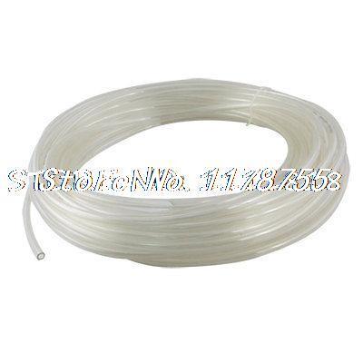 Clear 20M 65.6Ft 8mm 5/16 OD 5mm 1/5 ID Polyurethane PU Pneumatic Hose Tube серьги из серебра sokolov 77348