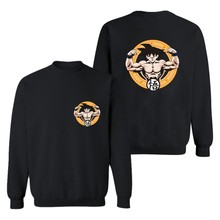 Dragon Ball Z Saiyan Goku Hoodies Sweatshirts