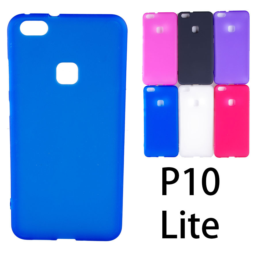 UVR Matte Soft TPU Gel Case For Huawei P10 Lite Case Dual SIM For Huawei P10Lite Cover Mobile Phone Cases Free Shipping
