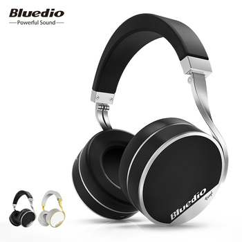2017 Limited Bluetooth Headphone Wireless Earphone Bluedio Vinyl Plus (vp) New Fashion 3d Hifi Headset With 70mm Drivers