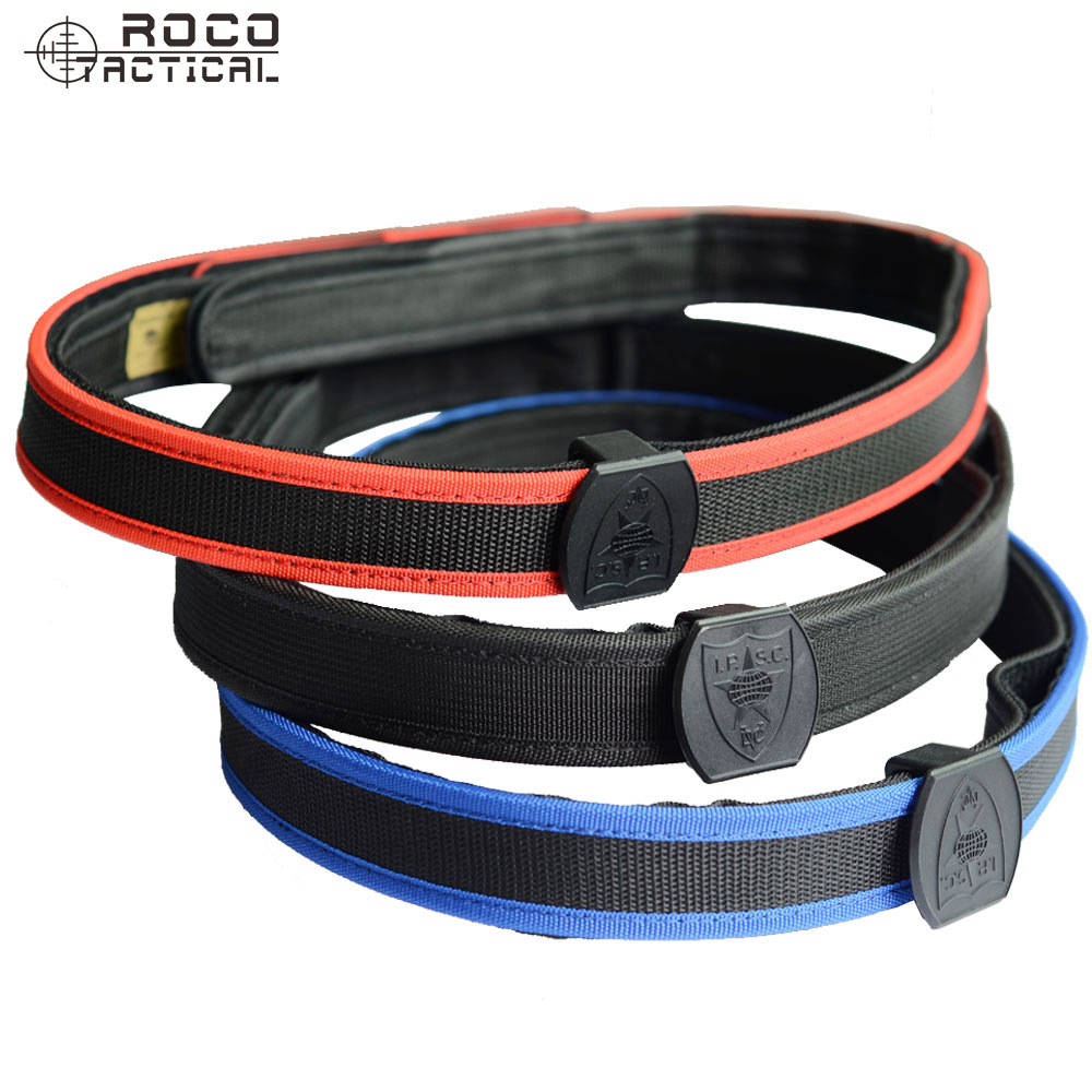 IPSC Belt Tactical Special Shooting Belt With A Belt Waist Support For Hunting Airsoft Paintball Sports Preferred BD2353BK belt