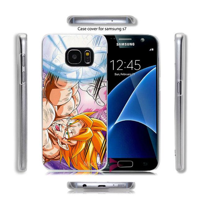 Dragon Ball Z Samsung Case.