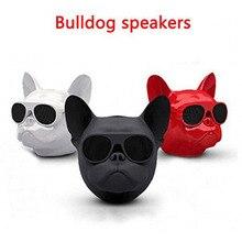 Nano Wireless Speaker Bulldog Bluetooth 4.1 Outdoor Portable HIFI Bass Multipurpose Touch Control