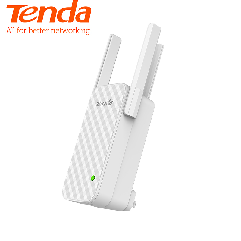 Tenda A12 300Mbps WiFi Repeater ,Perfect Partner Of Wireless WiFi Router Wireless Range Extender Wi-Fi Signal Amplifier Expander