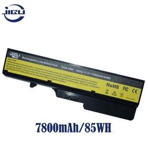 Image 3 - JIGU 7800MAH Laptop Battery For Lenovo IdeaPad G460 B470 V470 B570 G470 G560 G570 G770 G780 V300 Z370 Z460 Z470 Z560 Z570 K47