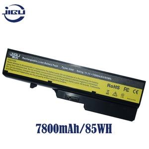 Image 3 - JIGU 7800MAH Pin Dành Cho Laptop Lenovo IdeaPad G460 B470 V470 B570 G470 G560 G570 G770 G780 V300 Z370 Z460 z470 Z560 Z570 K47