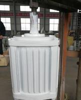 Молниезащита 5000 Вт 260 об/мин 220 В/380 в постоянный магнит генератор небольшой ветряной турбины генератор открытый 5000 Вт