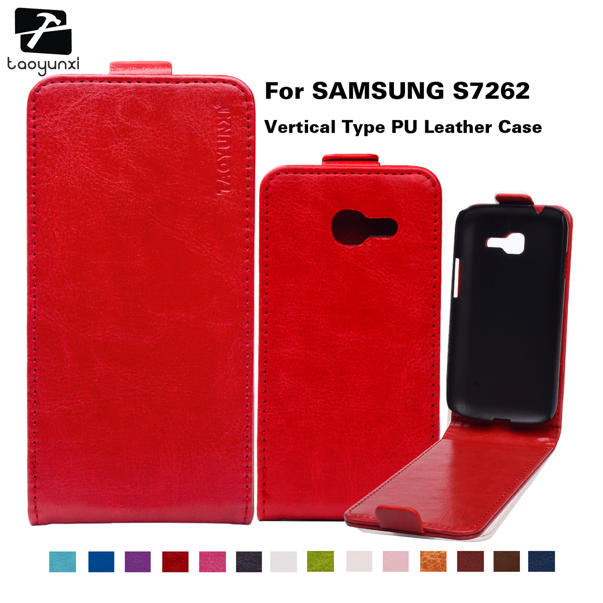 samsung galaxy star pro flip cover colours - photo #39