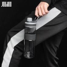 JOUDOO Healthy Plastic Sport Water Bottle Portable Direct Drinkware Cup Creative Outdoor Leakproof Milk Tea Bottles 35