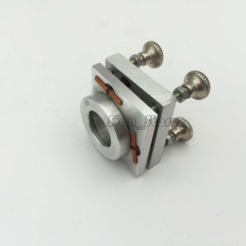 DIY CO2 Laser Rubber Stamp Engraver K40 3020 3040 4060 Mirror Mount Support Holder 20mm