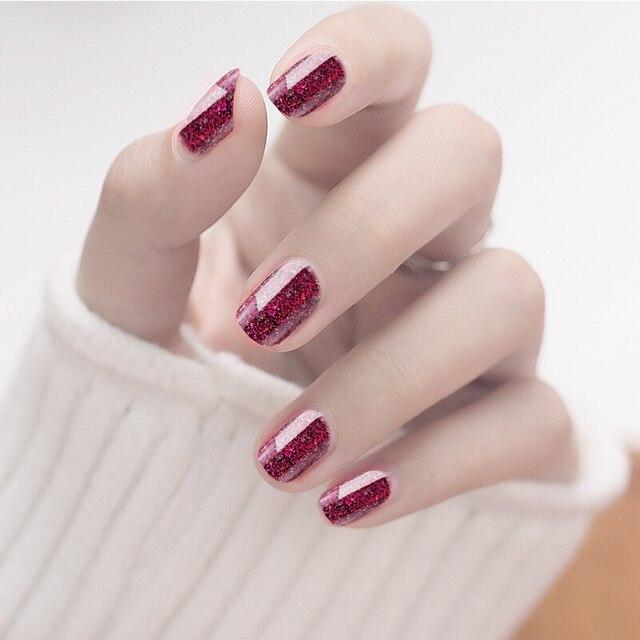 ROSALIND 1 pcs Nail Effet Miroir Poudre de polissage pour ongles art Décoration Chrome Pigment Paillettes or/argent nail poudre 3