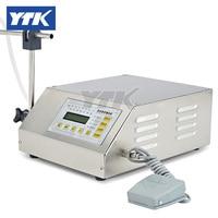 2 3500ml Small Numerical Control Oil Filling Machine GFK 160