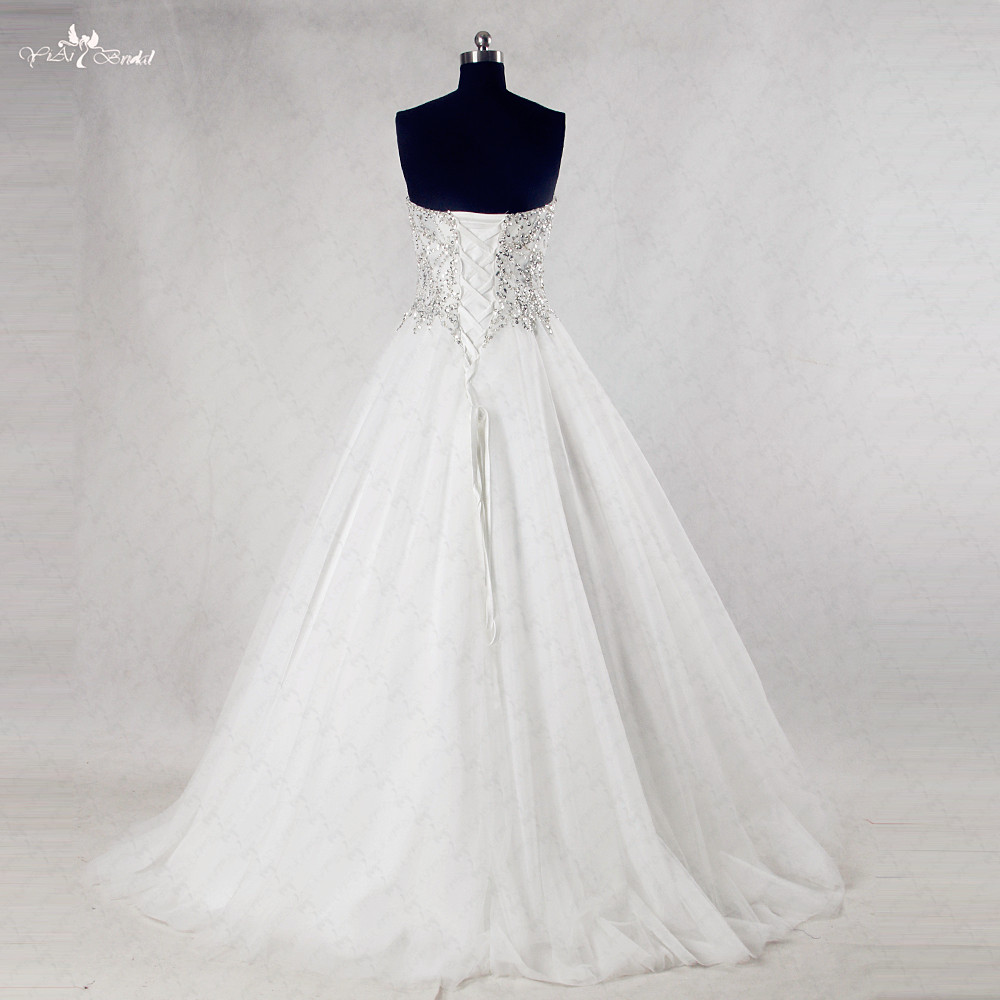 RSW985 bling wedding dresses (1)
