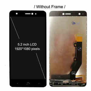 """Image 2 - 5.2"""" New LCD With Frame For BQ Aquaris X / X Pro Xpro LCD Display Screen Touch Sensor Digitizer Assembly For BQ X Full Display"""