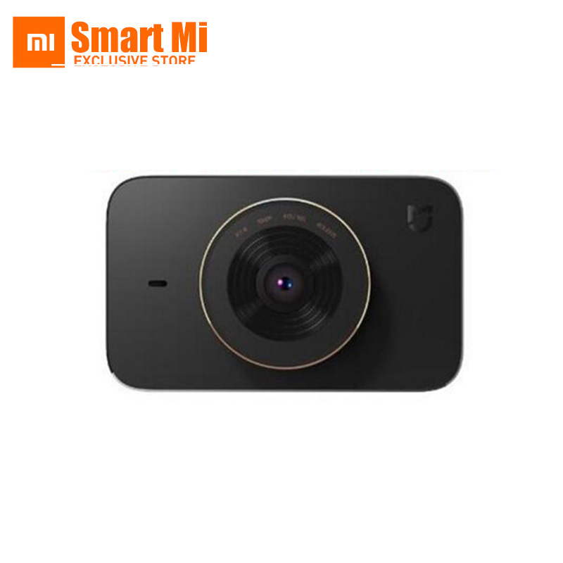 New Original Xiaomi Mijia 1080P HD Smart 3 Inch HD Screen CarDVR MI home APP Remote Control original xiaomi mi yeelight e27 8w white led smart light bulb smartphone app wifi control 220v