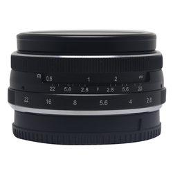 Meike MK-28mm f2.8 large Aperture Manual Multi Coated Focus lens APS-C for Fujifilm Mirrorless cameras X-A1 X-A2 X-E1 X-E2 X-E2S