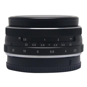 Meike MK-28mm f2.8 large Aperture Manual Multi Coated Focus lens APS-C for Fujifilm Mirrorless cameras X-A1 X-A2 X-E1 X-E2 X-E2S