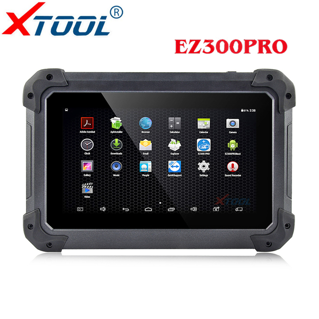 Flash Promo XTOOL EZ300 Pro With 5 Systems Diagnosis Engine,ABS,SRS,Transmission and TPMS Diagnostic Tool PK MD802 TS401 Free Update Online