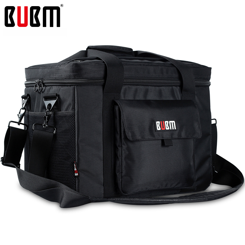 BUBM DJ controller bag for CDJ 2000 CDJ 900 CDK850  computer bag for DJ audio equipment bubm  professional dj bag for pioneer