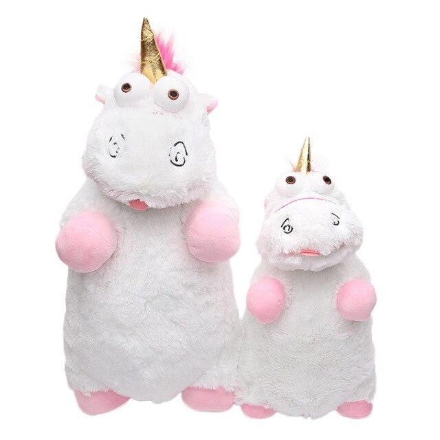 Supernova Sale Big Size 40CM Despicable ME 2 Unicorn  Movie Toy 24 InchStuffed  Plush Animals stuffed animals  plush toys