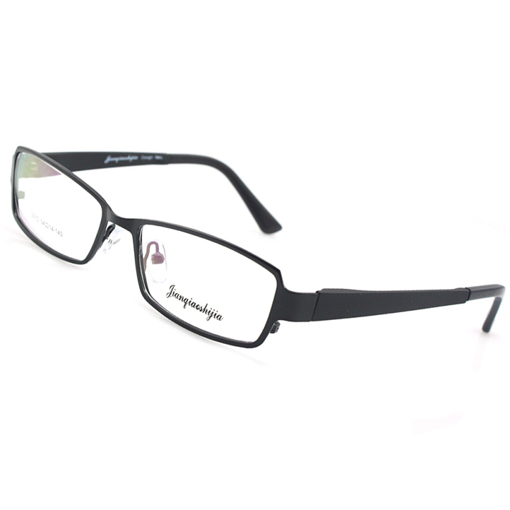 discount glasses black flex frame square style fashion eyeglasses mens glass rx able jianqiaoshijia 3015