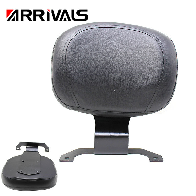 Motorcycle Driver Rear Backrest Cushion Pad Motorcycle  For SUZUKI M109R Accessories