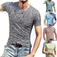 Стильные мужские рубашки, спортивные летние уличные рубашки, подходят для коротких рукавов, короткие рукава, подходят