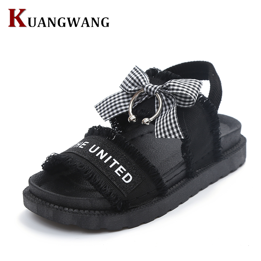 New Summer Women Sandals Bohemia Comfortable Ladies Shoes Beach Gladiator Sandal Women Casual Shoes Simple Female Shoes casual bohemia women platform sandals fashion wedge gladiator sexy female sandals boho girls summer women shoes bt574