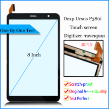 """Nouveau pour 8 """"pouces Dexp Ursus P380i écran tactile écran tactile numériseur verre capteur remplacement livraison gratuite"""