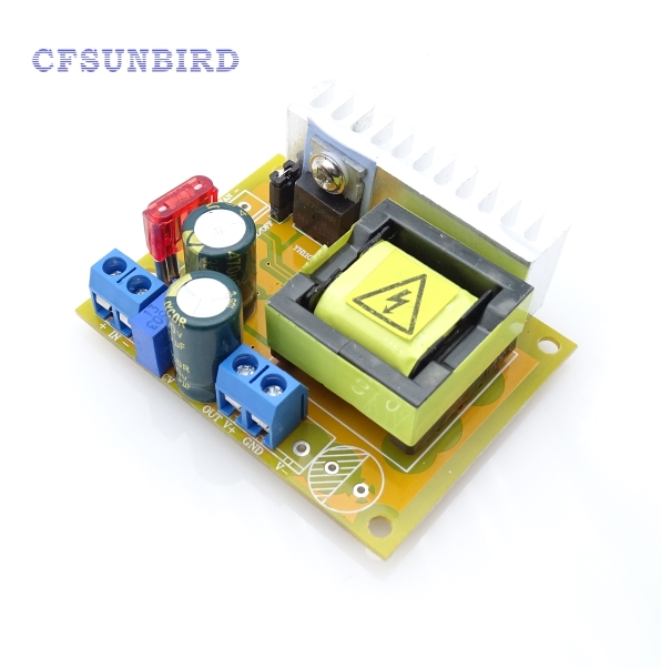 High Voltage Converter Step up Boost Module 45-390V DC-DC Converter Step Up Boost Module Power Supply dc dc converter step up boost module 3v to 5v boost circuit board 3a