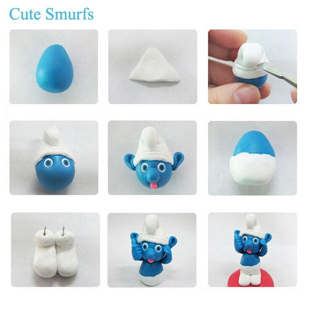 Liyuan 50 couleurs jeu d'argile polymère [Double-pont] pâte à modeler colorée pâte à modeler avec outil coffret cadeau pour enfant 1000g/35.27 oz - 5
