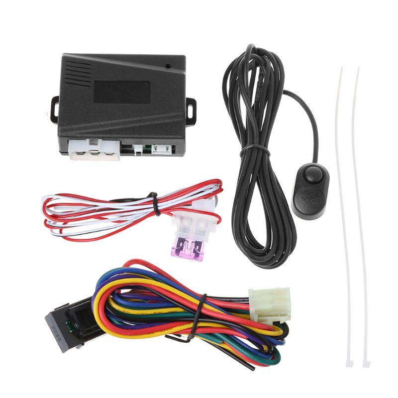 Universal 12V Car Autolight Light Sensor Automatic Headlamp Induction System