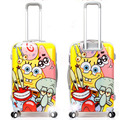New Fashion Style  Cute Cartoon Kids Children Rolling Luggage Boy and Girl Trunk Trolley case Women MenTravel Box suitcase