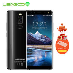 LEAGOO S8 5,72 дюймов 18:9 Дисплей Android 7,0 MTK6750T смартфон на базе восьмиядерного процессора, 3 Гб оперативной памяти, Оперативная память 32 GB 13MP 4 камеры