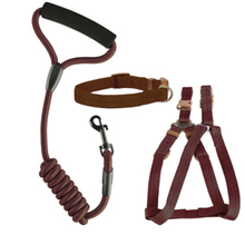 Free Shipping Harness for Small Dogs  Samoyed Accessories Dog Leash and Collars 60QY047