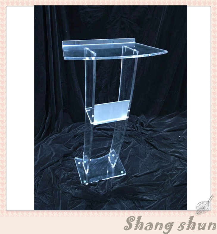 Lectern pulpit podium acrylic plexiglass metal modern rostrum church school conference hotel  acrylic tmodern  lectern transparent acrylic school lectern acrylic platform perspex rostrum plexiglass dais cheap church podium
